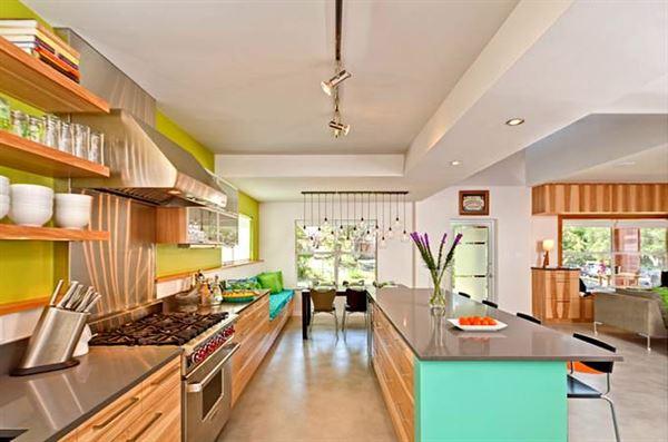 ahsap-kaplama-mutfak-dekorasyonu