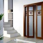 katlamalı İç mekan kapı modelleri - ahsap katlanir kapi modelleri 150x150 - Katlamalı İç Mekan Kapı Modelleri