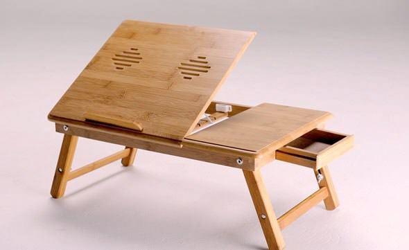 Fonksiyonel İlginç Laptop Masası Modelleri 2