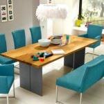 2013 Modern Yemek Masası Ve Sandalye Modelleri