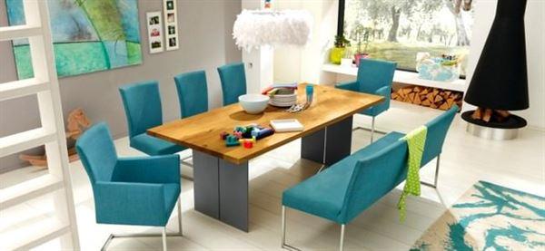 ahsap-masa-mavi-sandalye