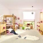 Şirin Kız Çocuk Odası Mobilya Modeli 3