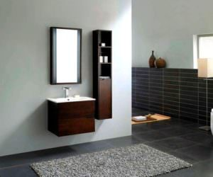 Modern Dekoratif 2012 Banyo Lavabo Modelleri
