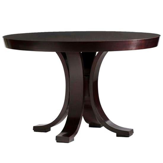Yuvarlak Yemek Masası Modelleri 7