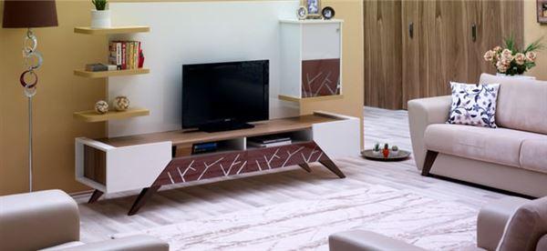 Aldora Mobilya Yeni Tv Ünite Modelleri 1