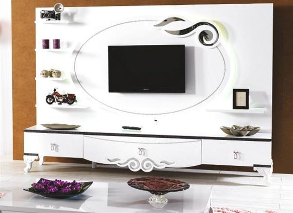 Aldora Mobilya Yeni Tv Ünite Modelleri 4