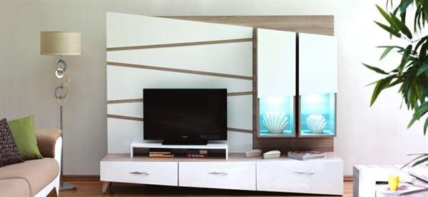 Aldora Mobilya Yeni Tv Ünite Modelleri 6
