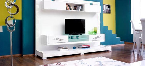 Aldora Mobilya Yeni Tv Ünite Modelleri 7