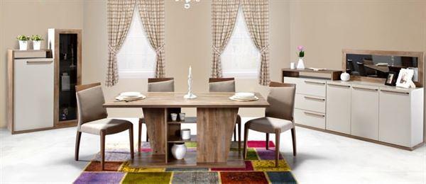 alfemo yeni model yemek odası takımları - alfemo legno yemek odasi - Alfemo Yeni Model Yemek Odası Takımları