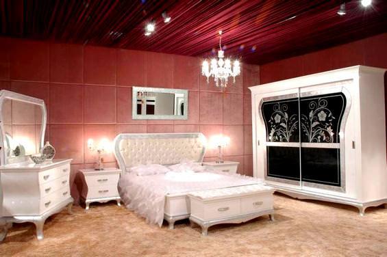 Avangard Yatak Odası Tasarımları 1