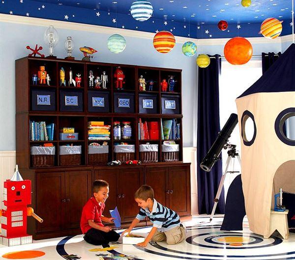 ana okulu çocuk odaları
