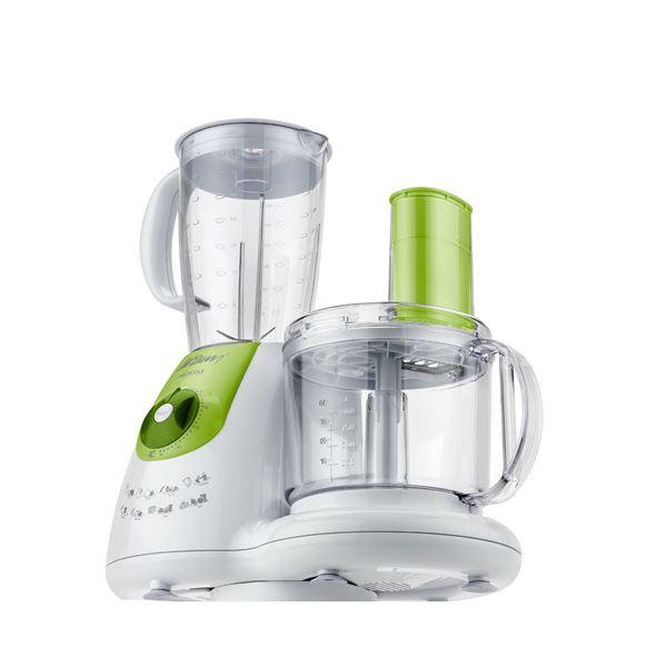 Mutfak Robotu Nasıl Temizlenir