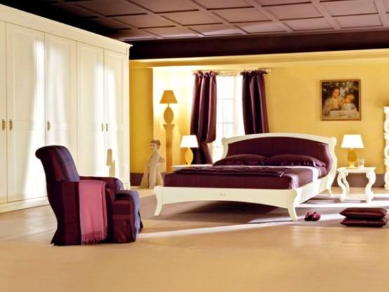 Avangard Ve Contry Tarzı Ev Dekorasyon Modeli 1