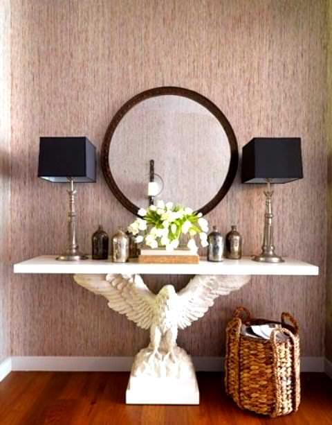 Farklı Değişik Tasarım Tuvalet Masası Modelleri 2