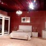 avangard ve klasik yatak odası