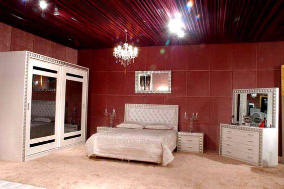 Avangard Yatak Odası Tasarımları
