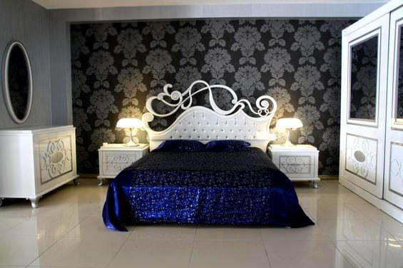 Avangard Yatak Odası Tasarımları 7