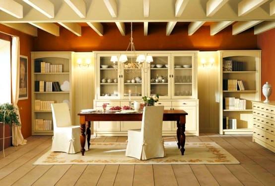 avangard ve contry tarzı ev dekorasyon modeli - avangart contry ev dekorasyon