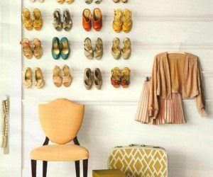 Ayakkabı depolama seçim tipleri