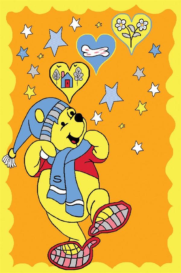 Bahariye Halı Çocuk Odası Desenleri 2
