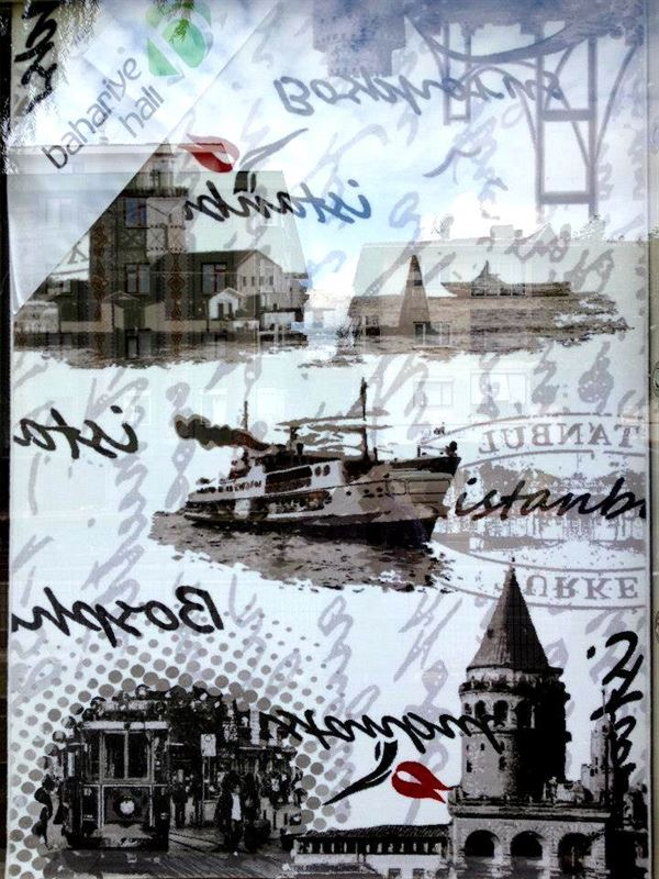 Bahariye Halı Pop Art Halı Koleksiyonu 4