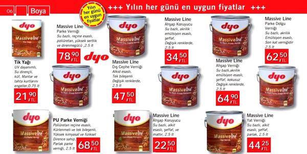 bahaus-dyo-boya-fiyatlari