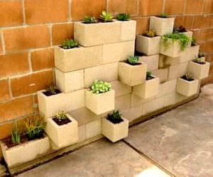 Bahçeleriniz için Görsel Basit Fikir