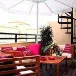 Balkon Ve Teras Dekorasyon Fikirleri 5