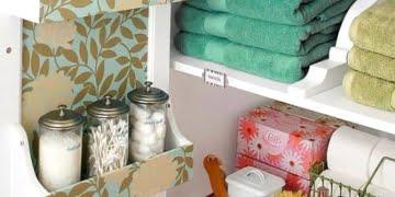 banyo-depolama-fikirleri