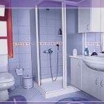 Banyo Dekorasyon ip Uçları 3