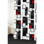 banyo-dus-perde-modelleri duş perdesi - banyo kuvet perde modeli 150x150 - Renkli Desenli Banyo Perde Modelleri