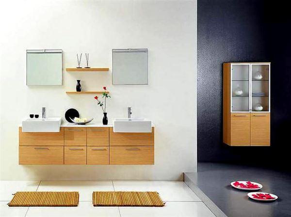 Banyolarınızı Organize Dekore Stilleri 42