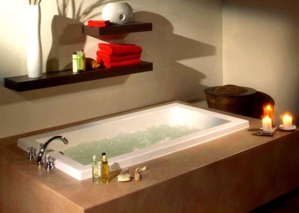 Güzel Banyo Küvet Tasarım Modelleri 2