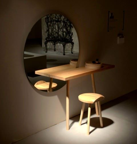 Farklı Değişik Tasarım Tuvalet Masası Modelleri 4