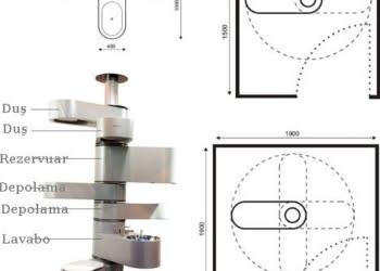 bathroom fixture details
