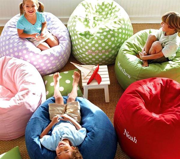 çocuk odası oyun alanı oturma bölümü