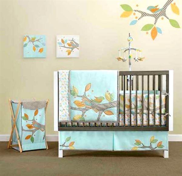 Sevimli Bebek Odası Dekorasyon Fikirleri 7