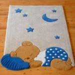 Sevimli Bebek Odası Halı Örnekleri 4
