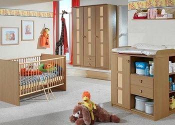 bebek odası mobilya tasarımları