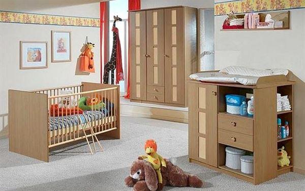 Sevimli Bebek Odası Dekorasyon Fikirleri 8