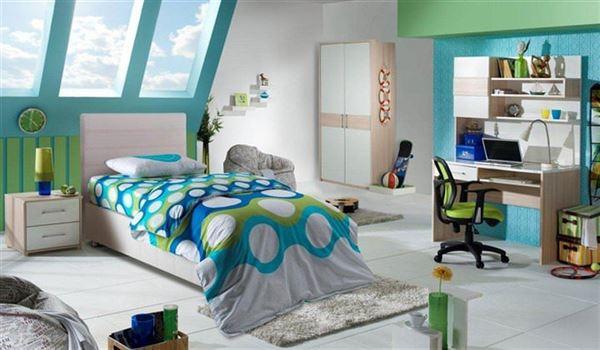 Bellona Mobilya Genç Odası Modelleri 6