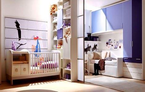 Çocuk Odası Dekorasyon Ve Mobilya Fikirleri 2