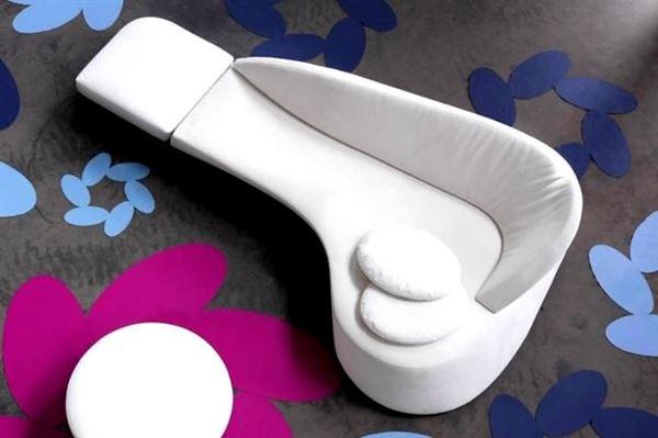 Özel Tasarım Oval Kanepe Modeli 3