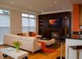 büyük oturma odası dekorasyonları
