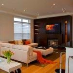 büyük oturma odası dekorasyonları geniş oturma odası dekorasyon