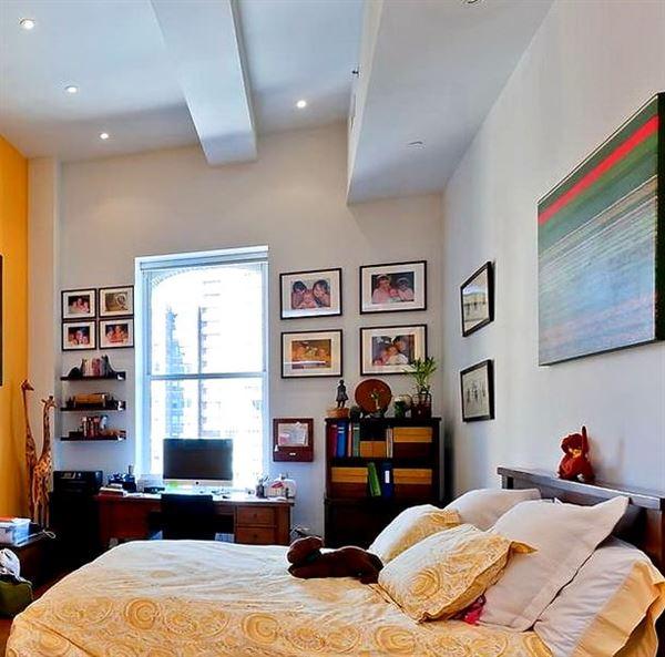 Çok Canlı Renklerle Oda Dekorasyon Fikirleri 2
