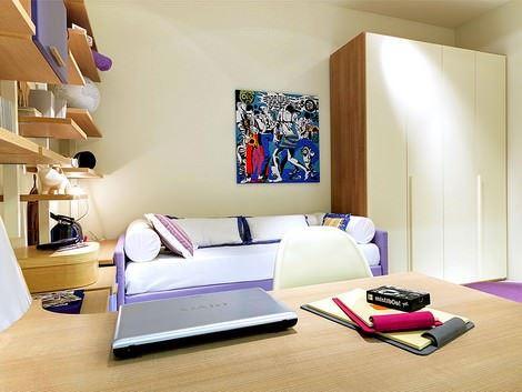 Çocuk Odası Dekorasyon Ve Mobilya Fikirleri 3
