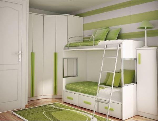 Yeni Model Çocuk Odası Ranza Fikirleri 5