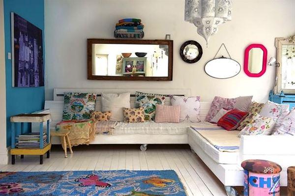 bohem-tarzi-dekorasyon dekorasyon stilleri - bohem tarzi dekorasyon - Dekorasyon Stilleri Ve Tarzları Nasıldır