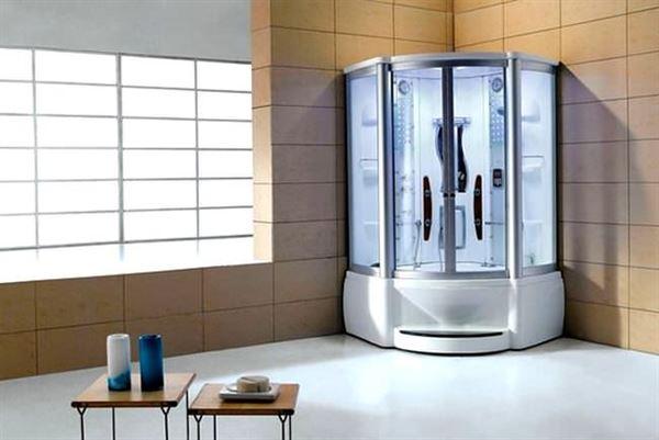 Buharlı Modern Duşa Kabin Modelleri 2